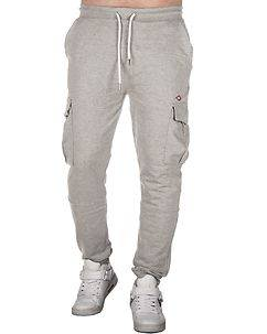 MZ72 Brand Jogbox Sweatpants Light Grey Melange
