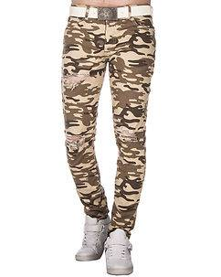 KC-1981 Stanis Ripped Beige Camo