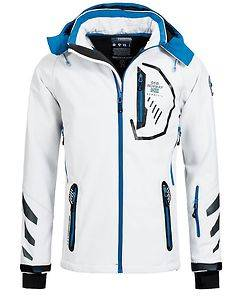 Geographical Norway Terouma White/Blue