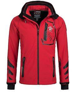 Geographical Norway Terouma Red/Black