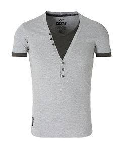 Carisma Chase T-Shirt Grey/Anthracite