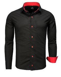 Rusty Neal Beales Black/Red