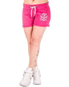 Yakuza Ink L.A Chica Sweat Shorts Fuchsia