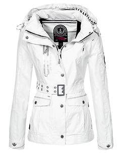 Geographical Norway Bisous White
