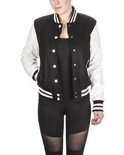 Urban Classics Ladies College Jacket