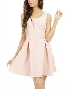 MOE Laura Dress Pink