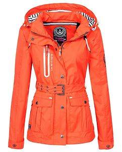 Geographical Norway Bisous Orange