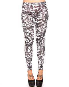Yakuza Ink Yakuza Allover Leggings