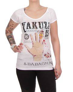 Yakuza Ink Pirates White