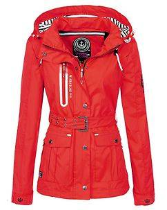 Geographical Norway Bisous Red
