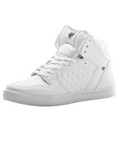CASH MONEY Gadwal Sneakers Jailor White