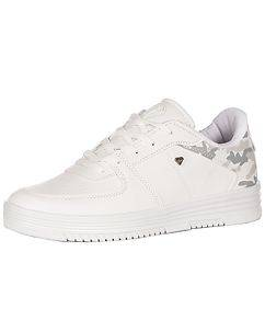 CASH MONEY Darian Sneakers Army White