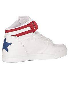 CASH MONEY Django Star Sneakers White/Blue