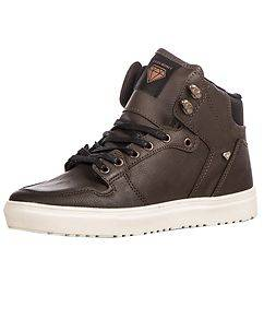 CASH MONEY Brevyn Sneakers Choco