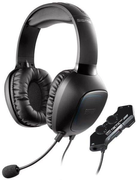 Sigma Sound Blaster  Sigma Tactic - Headset Xbox 360