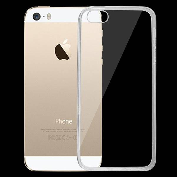 Apple Transparent kuori iPhone SE & 5s & 5