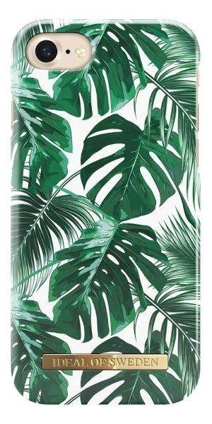 Apple iDeal Fashion Case Monstera Jungle iPhone 8 / 7 / 7S / 6 / 6S