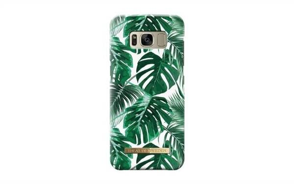 Samsung iDeal Fashion Case Monstera Jungle Samsung Galaxy S8