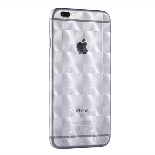 Apple Skin Sticker iPhone 7 Plus - 3D suojakalvo takana