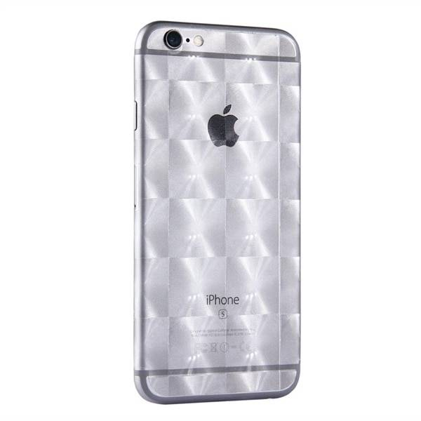 Apple Skin Sticker iPhone 7 - 3D suojakalvo takana