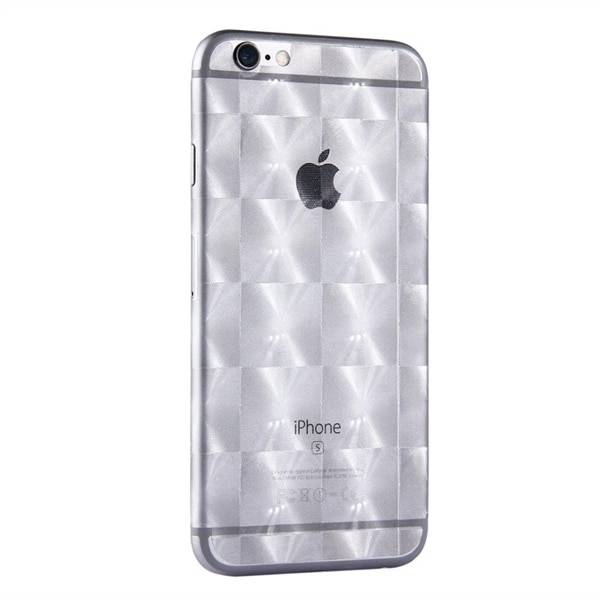 Apple Skin Sticker iPhone 6 / 6s - 3D suojakalvo takana
