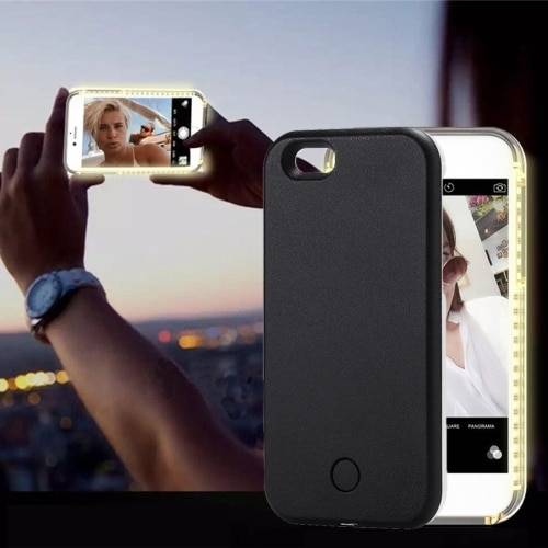 Apple LED Selfie kuori iPhone 6 Plus & 6S Plus