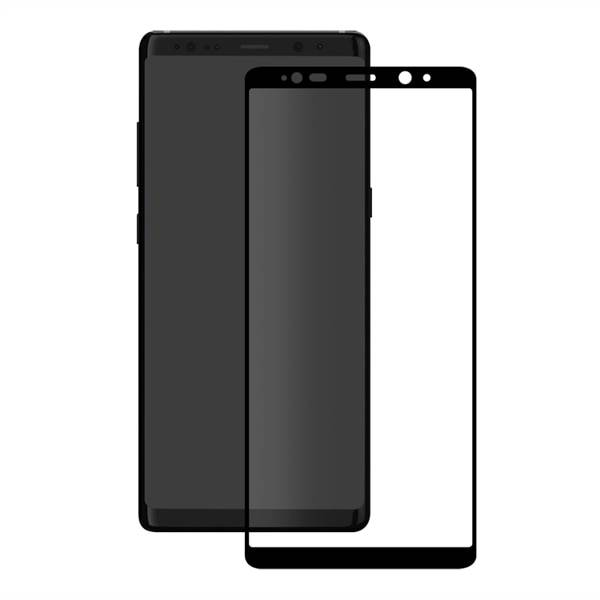 Apple Eiger 3D CF Screen Protector Samsung Note 8 Clear/Black