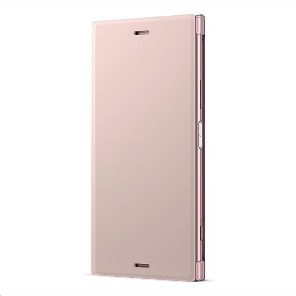 Sony Ericsson Style Cover Stand SCSG50 Xperia XZ1  - Pinkki