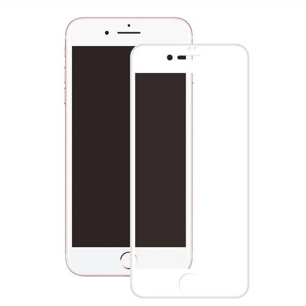 Apple Eiger 3D Screen Protector Glass iPhone 8/7 Clear/White