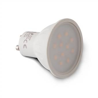 LED-lamppu GU10 2W - 11 LED