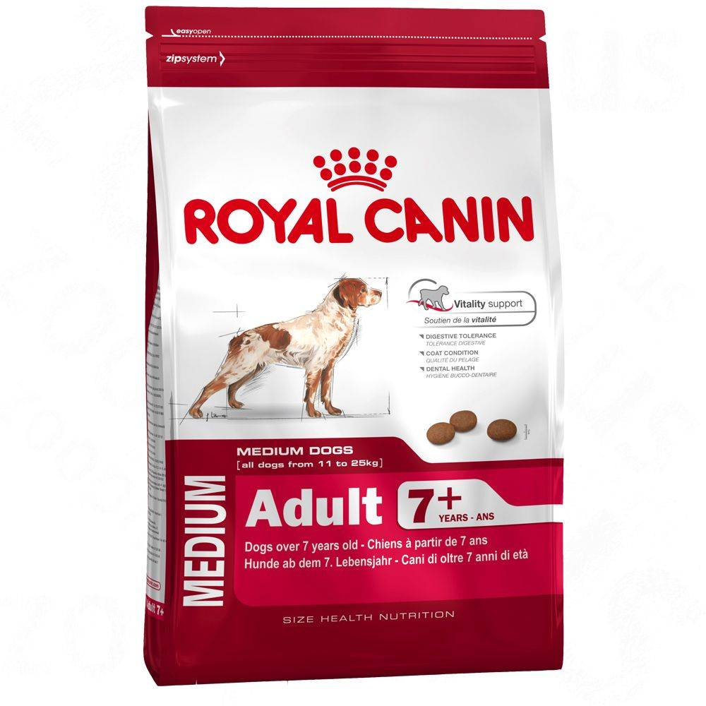 Royal Canin Size Royal Canin Medium Adult 7+ - säästöpakkaus: 2 x 15 kg