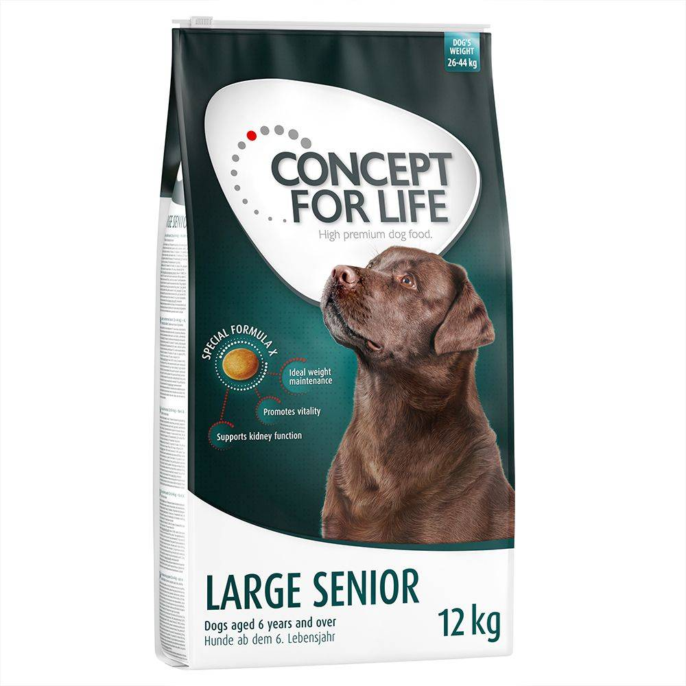 Concept for Life Large Senior - 1,5 kg
