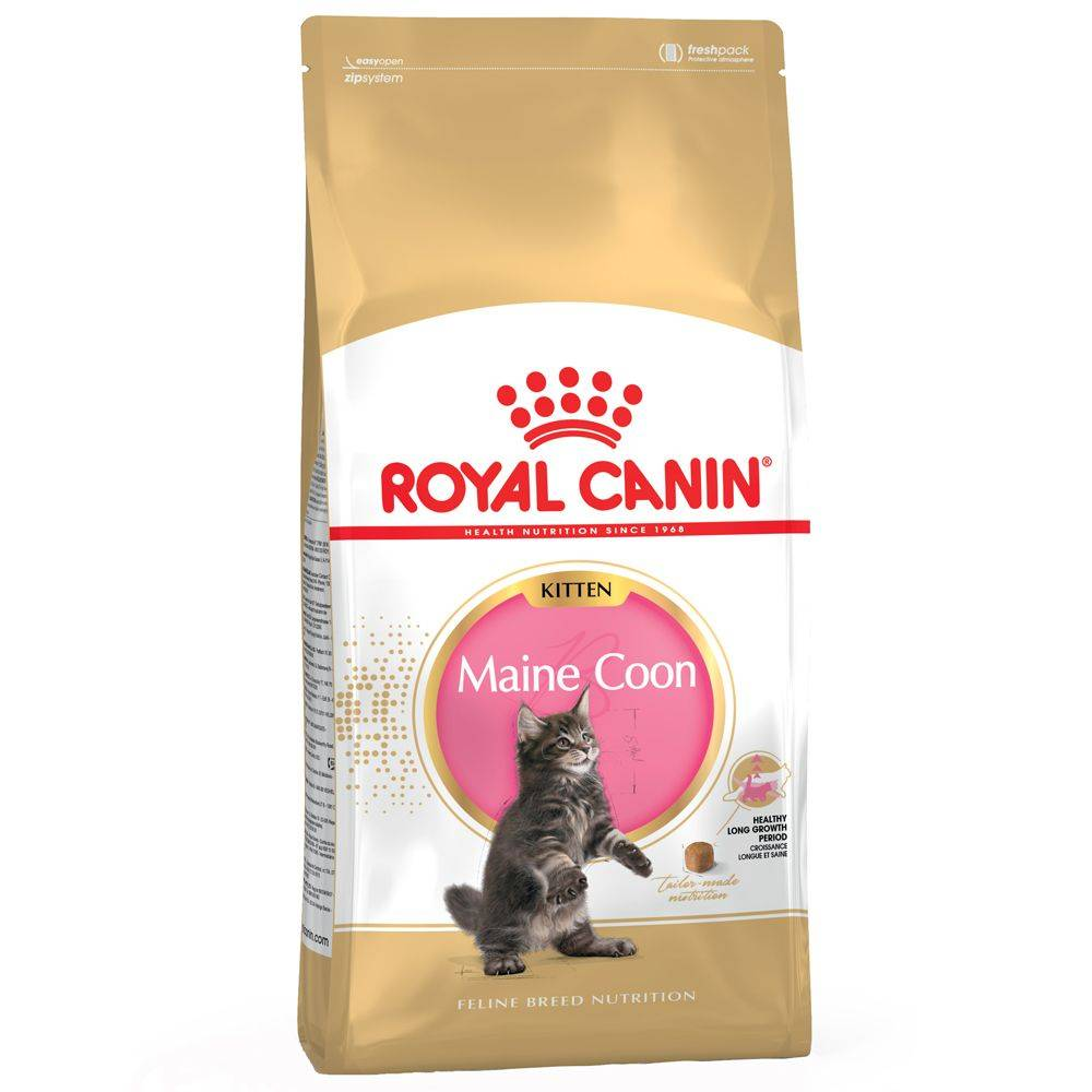 Royal Canin Breed Royal Canin Maine Coon Kitten - 4 kg