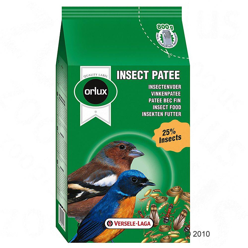 Versele Laga Orlux Insect Patee - 800 g