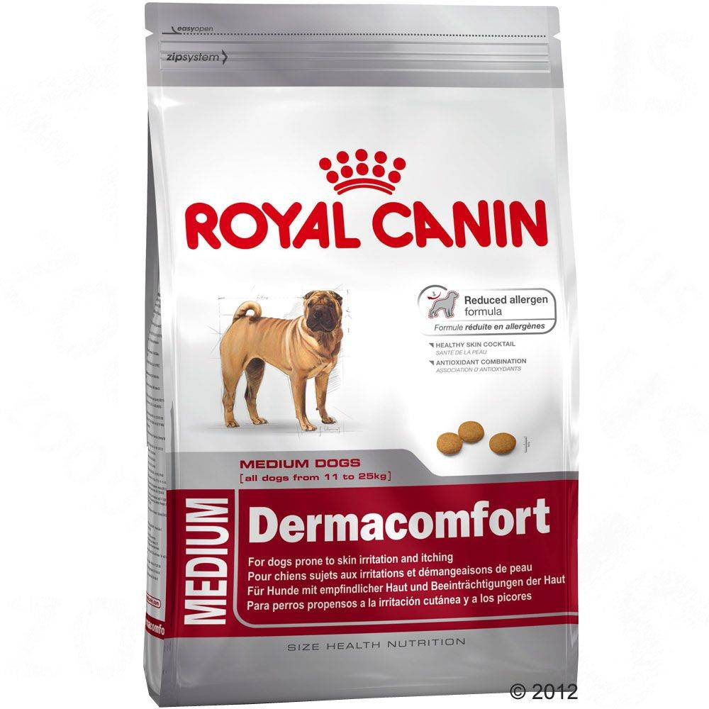 Royal Canin Size Royal Canin Health Nutrition Dermacomfort Medium - 10 kg
