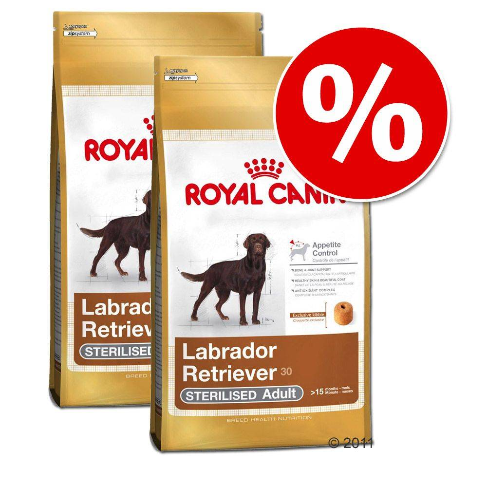 Royal Canin Breed -säästöpakkaus - 2 x 7,5 kg Cavalier King Charles Adult