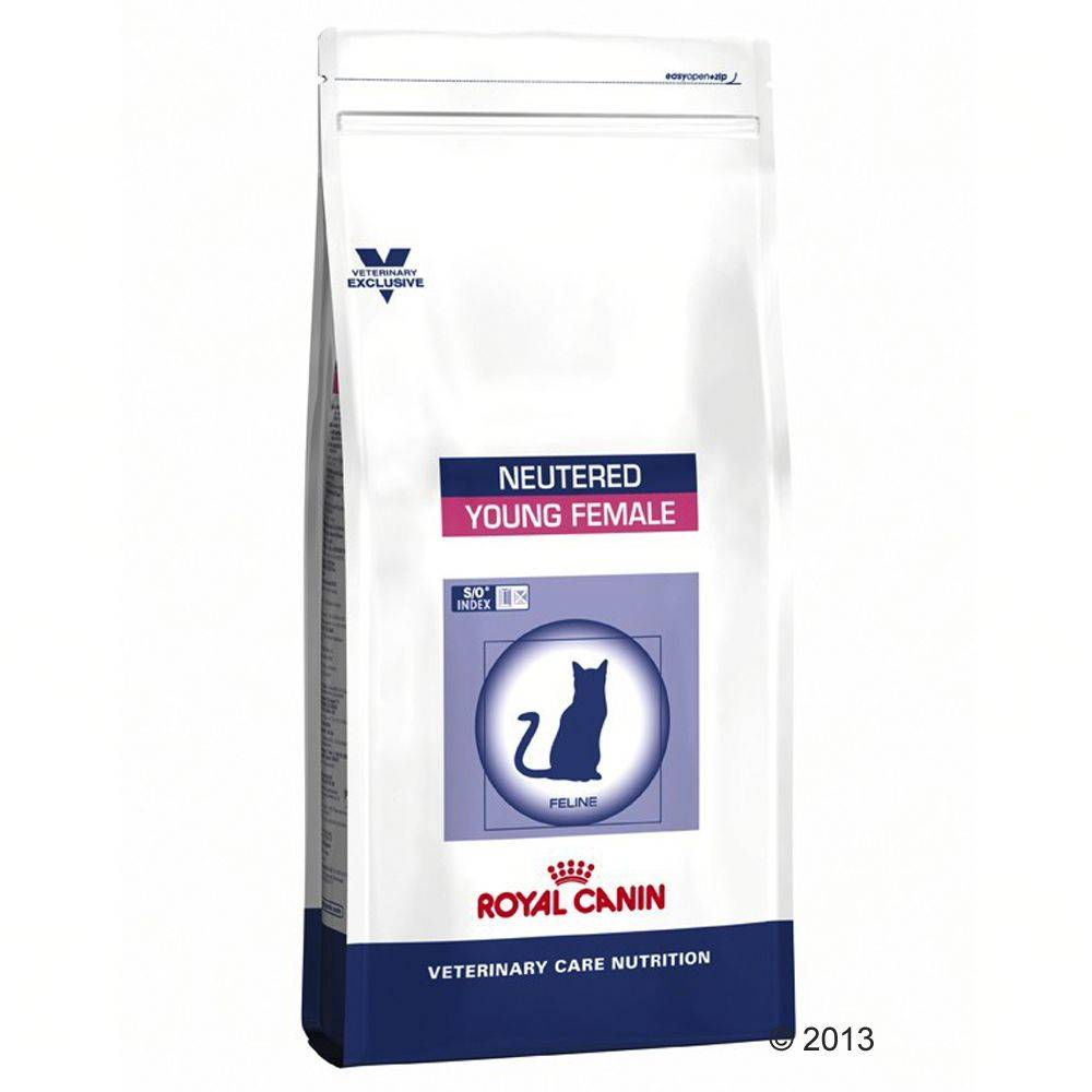 Royal Canin Veterinary Diet Royal Canin Vet Care Nutrition - Neutered Young Female - 10 kg
