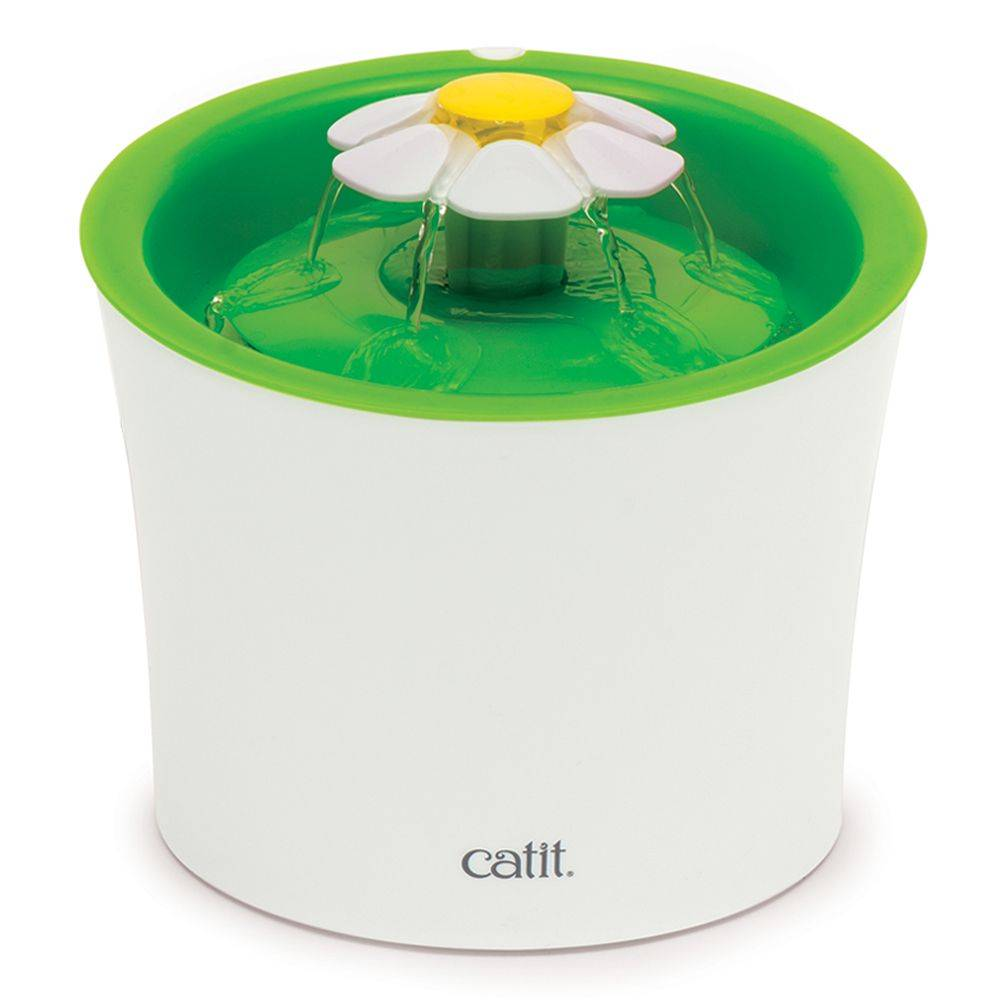 Catit 2.0 Flower Fountain - 2x Catit 2.0 TRIPLE ACTION -suodatin