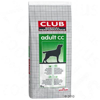 Royal Canin Club Selection Royal Canin Special Club Performance Adult CC - 15 kg