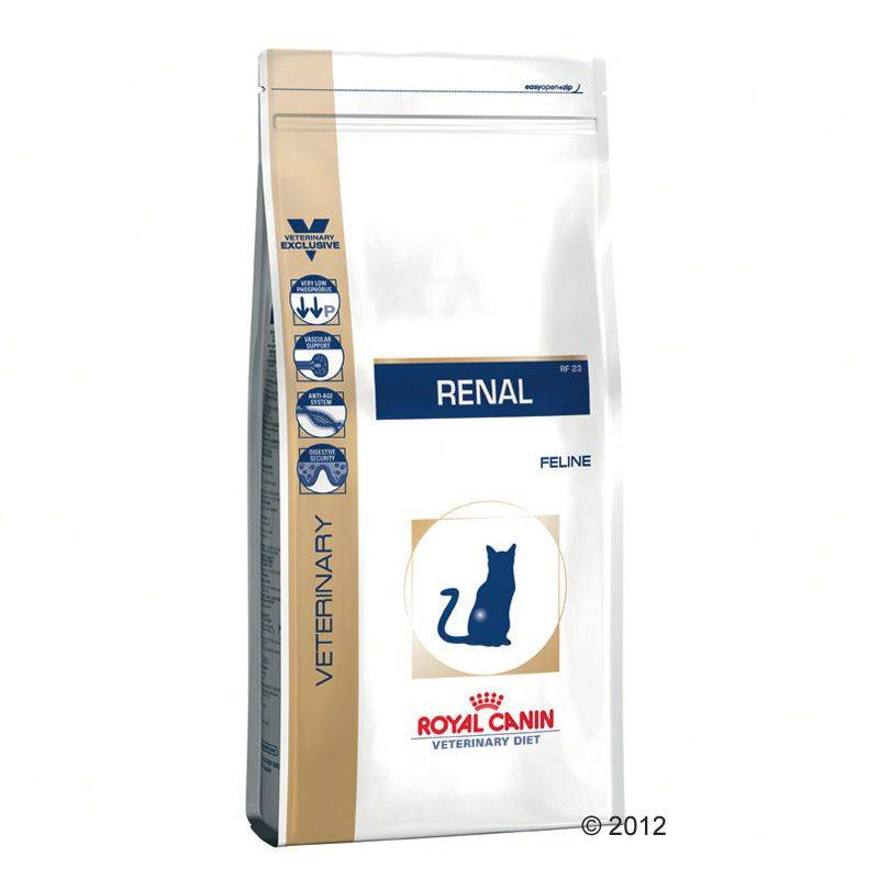 Royal Canin Veterinary Diet Royal Canin Renal - Veterinary Diet - 2 kg