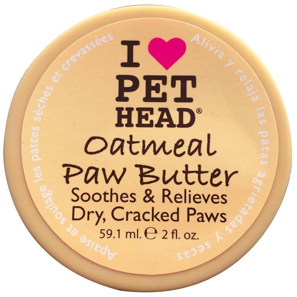 Pet Head Oatmeal Paw Butter - 59,1 ml