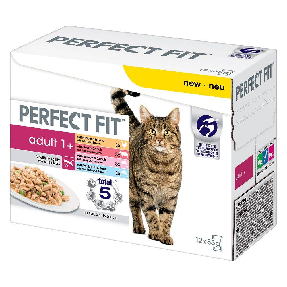 Perfect Fit -mix - 48 x 85 g