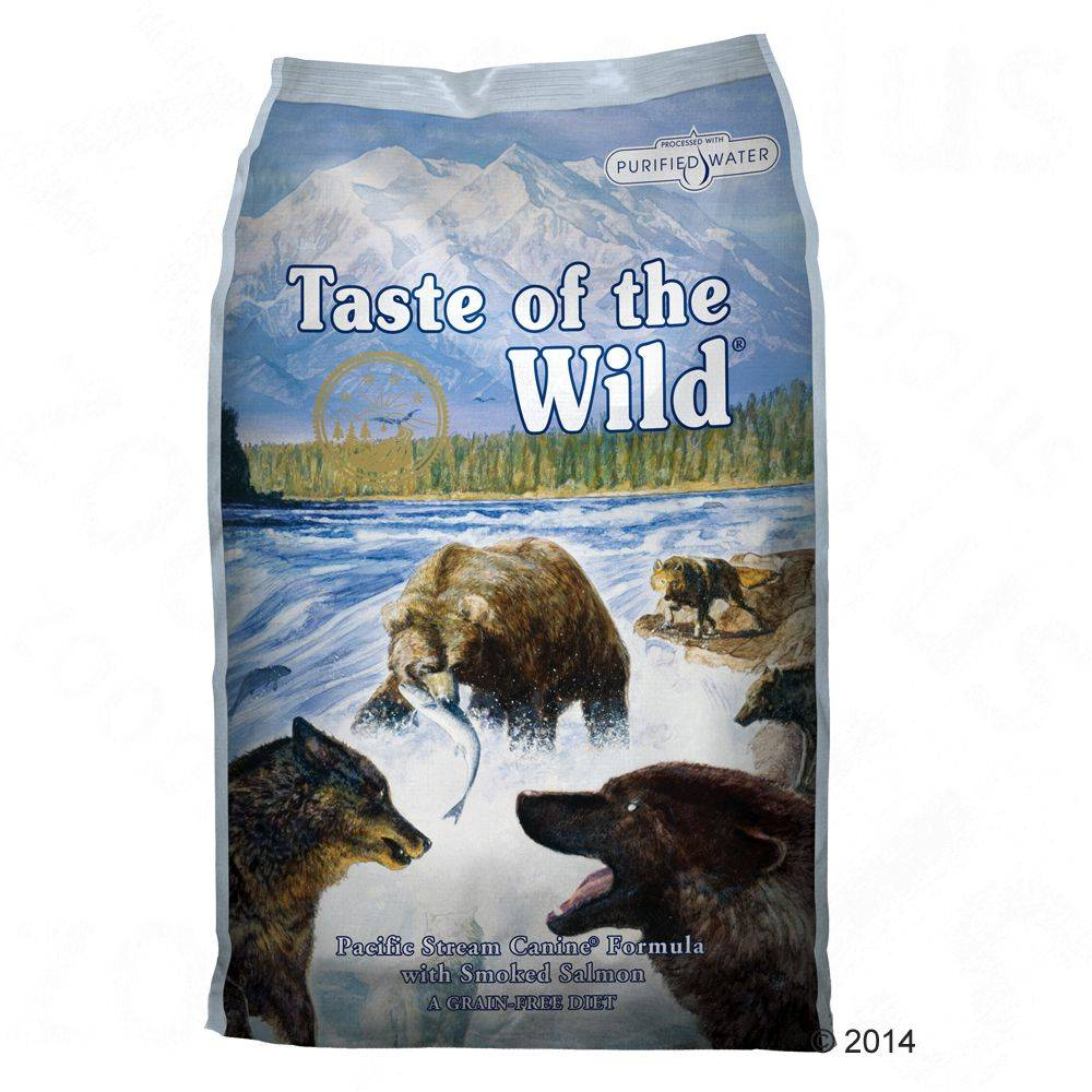 Taste of the Wild Pacific Stream Canine - 13 kg