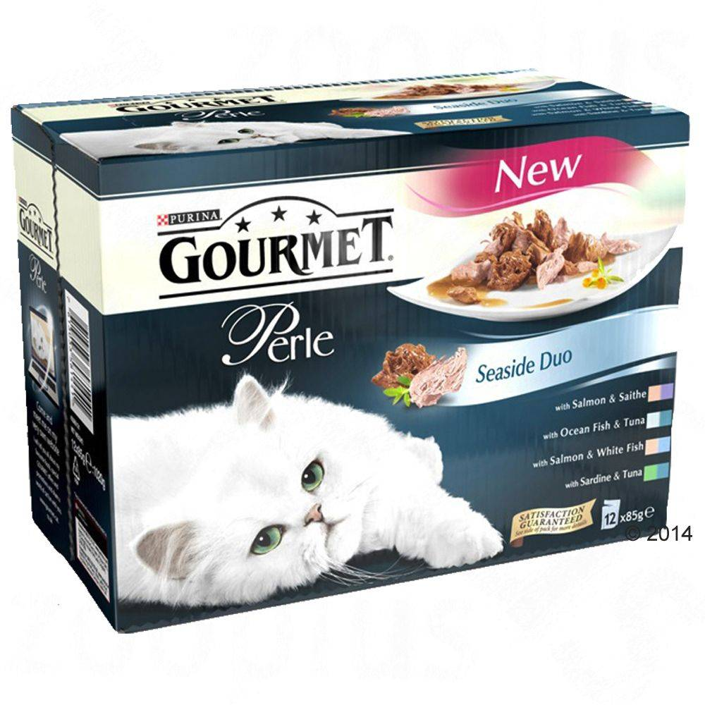 Gourmet Perle 12 x 85 g - Chef