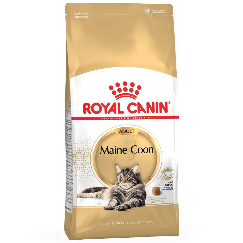 Royal Canin Breed Royal Canin Maine Coon Adult - 10 kg + 2 kg kaupan päälle!