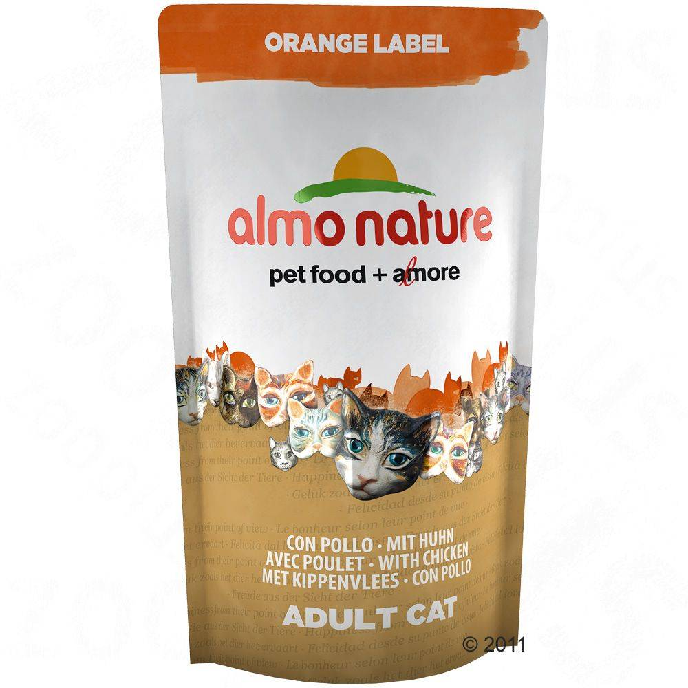 Almo Nature Label Almo Nature Adult Chicken - 750 g