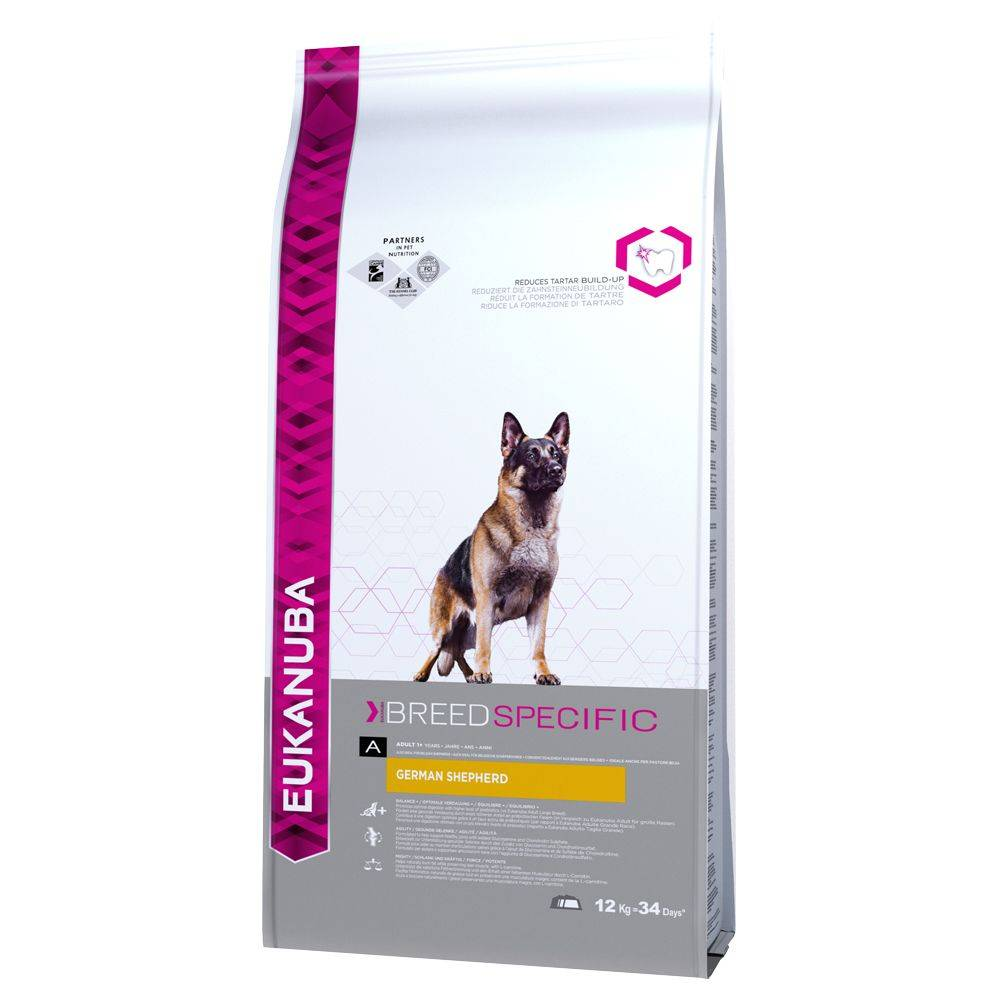 Eukanuba German Shepherd - Breed Specific - 12 kg
