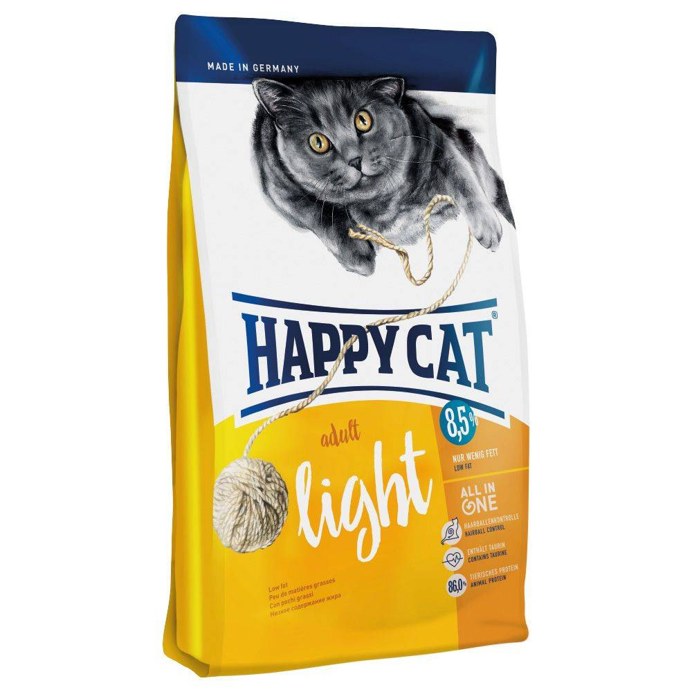 Happy Cat Supreme Happy Cat Adult Light - 10 kg