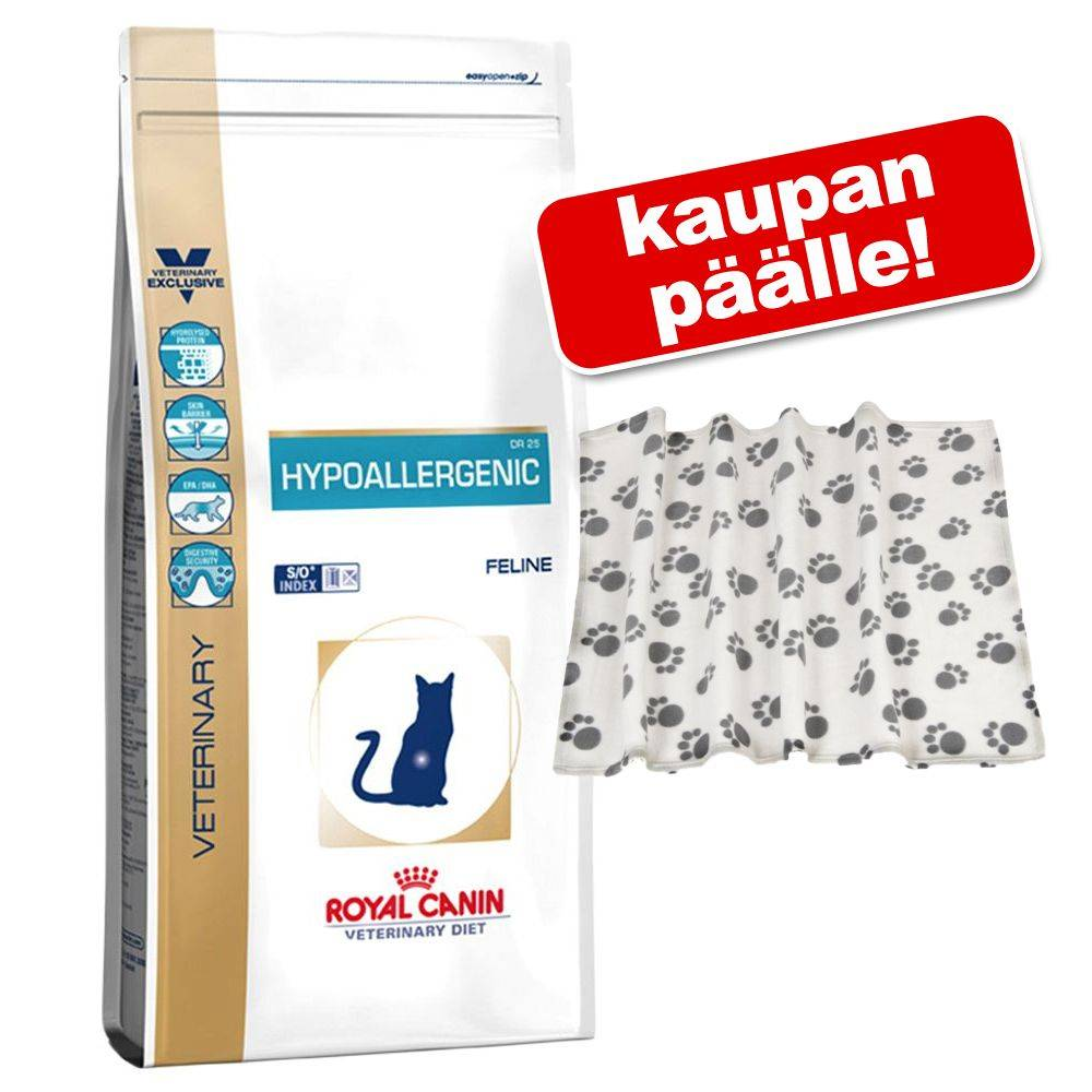 Royal Canin Veterinary Diet Royal Canin Vet Diet + lemmikinpeitto kaupan päälle! - Urinary S/O Moderate Calorie (3,5 kg)