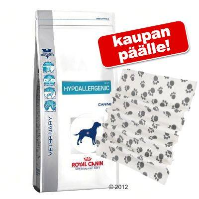 Royal Canin Veterinary Diet Royal Canin Vet Diet + Pawty-fleecepeitto kaupan päälle! - Gastro Intestinal Moderate Calorie (14 kg)